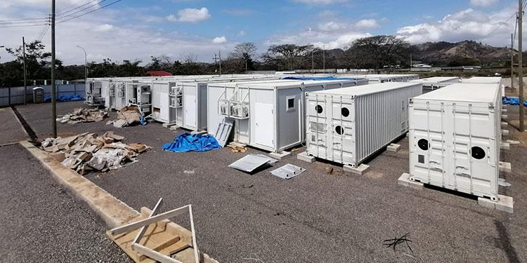 Los hospitales móviles incorporados al país costaron una inversión millonaria durante las compras de emergencia para atender la pandemia de la COVID-19.