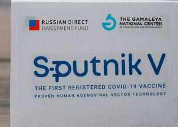 Se están revisando los documentos, porque la adquisición de la vacuna rusa Sputnik V se trata de una compra directa.