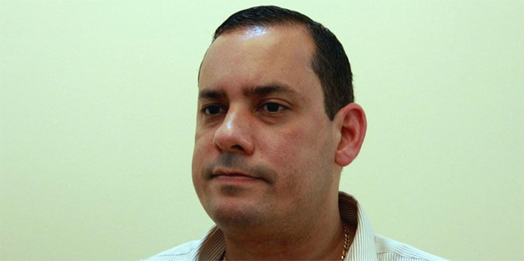 Carlos Alejandro Aguilar Ponce.
