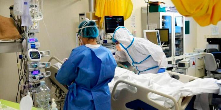 La sala de alto flujo del Instituto Cardiopulmonar del Tórax está trabajando en una capacidad de 225 por ciento, informó la directora del centro asistencial.