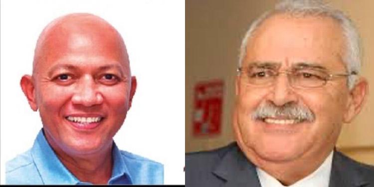 Félix Chávez y Óscar Nájera.