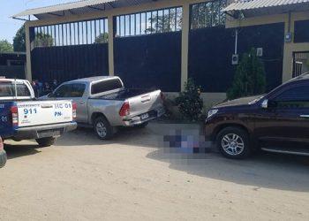El hecho criminal sucedió en la 20 calle de la colonia Guadalupe de San Pedro Sula, Cortés.