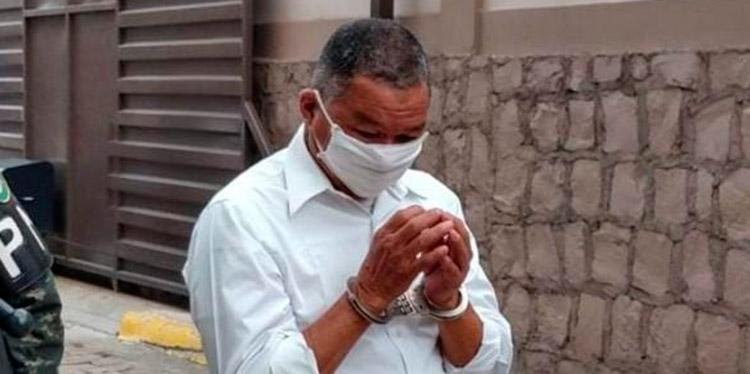 Tras 26 meses de estar recluido, el ambientalista hoy recuperó su libertad.