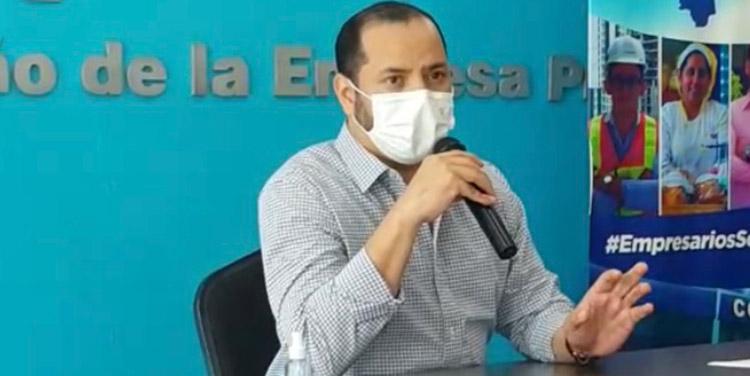 Gustavo Solórzano.