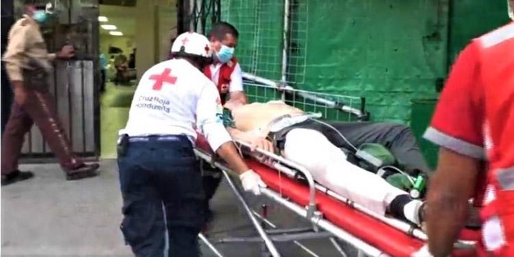 Los hermanos recibieron impactos de bala en el tórax y miembros inferiores.