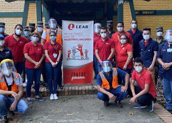Donación para la Asociación Hondureña de Familiares y Pacientes con Enfermedad Renal del Instituto Hondureño de Seguridad Social de San Pedro Sula.