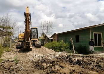 La ingeniera Karla Olivera, encargada de la operación de limpieza en dicha comunidad, explicó que gracias a la colaboración de los pobladores se ha avanzado.