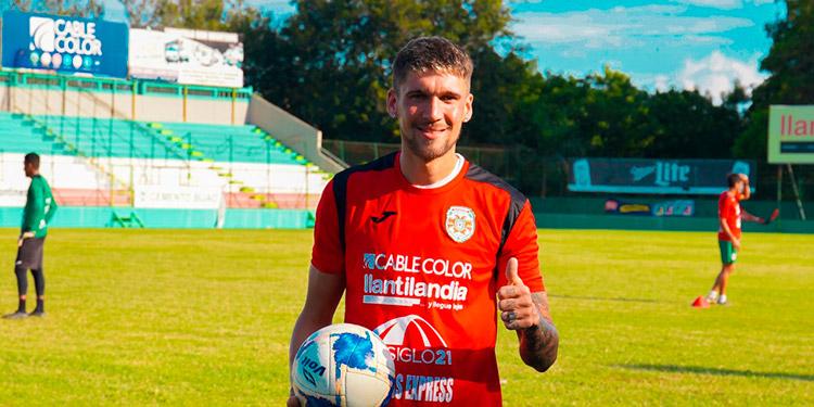 Matías Techera está habilitado para jugar la próxima jornada con los verdes.