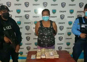La nicaragüense Blanca Lilian Castellón será puesta en las próximas horas ante las autoridades competentes para continuar con el proceso legal.