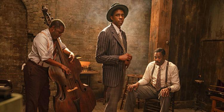 Chadwick Boseman recibe nominación póstuma al Oscar