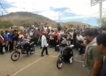 """Constantes son los """"piques"""" ilegales que se realizan en la zona sur, según el portavoz policial, Carlos Aguirre."""
