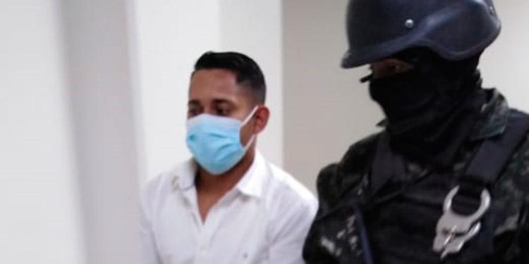 """Rolando Cárcamo Vásquez, alias """"El Piturri"""", es miembro activo de la pandilla 18, según informó durante su detención la Policía."""