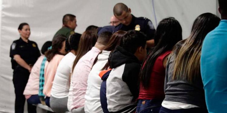 Las personas que intenten ingresar irregularmente a Estados Unidos serán procesadas y retornadas a México.
