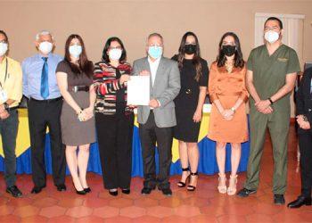 La Sesal y el CCDH presentaron Protocolo de Bioseguridad Odontológica ante el COVID-19.