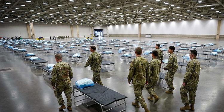 El gobierno estadounidense planea usar el centro de convenciones en el centro de Dallas para alojar a cerca de 3,000 adolescentes inmigrantes.