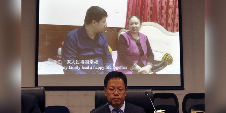 La Unión Europea, Gran Bretaña, Canadá y Estados Unidos impusieron el lunes sanciones coordinadas contra China por violaciones de derechos humanos en la región de Xinjiang.   (LASSERFOTO AP)
