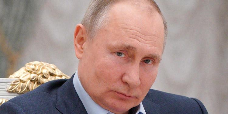 Vladímir Putin. (LASSERFOTO EFE)