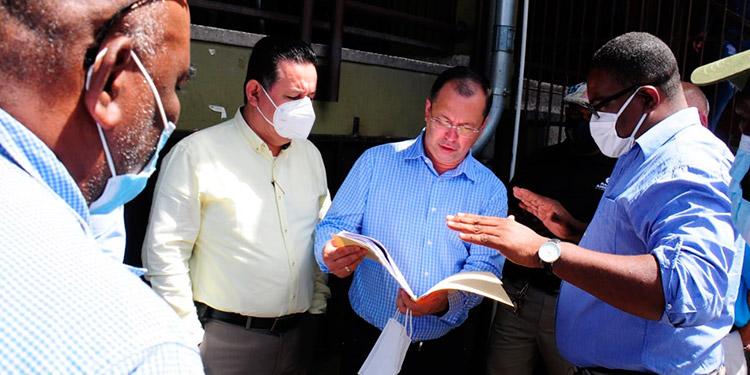 El diputado, Reynaldo Ekónomo, impugnó en el Consejo Nacional Electoral (CNE) 37 actas electorales.