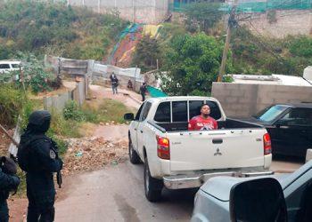 Caen cuatro personas en allanamientos realizados en la colonia San Miguel de la capital