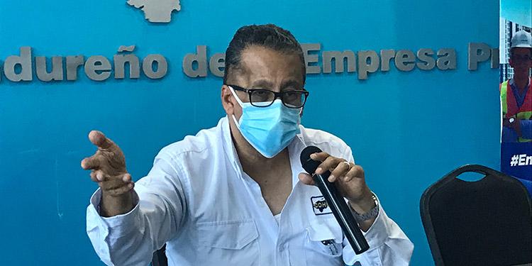 De acuerdo a Santiago Herrera, del Cohep, las personas con un ingreso se deben sentir dichosas en este contexto de pobreza por pandemia y las tormentas tropicales.