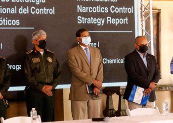 Estados Unidos brinda asistencia a Honduras a través de la Iniciativa de Seguridad Regional de Centroamérica.