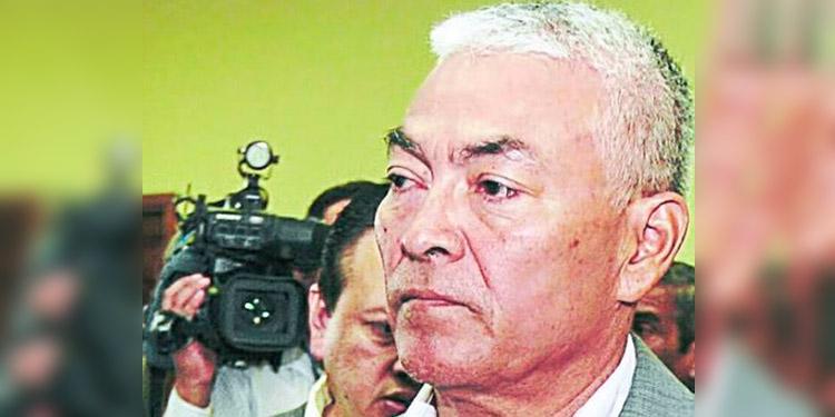 Coronel José Arnulfo Jiménez.
