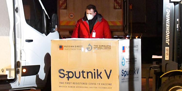 Eslovaquia adquiere 2 millones de dosis de vacuna Sputnik V