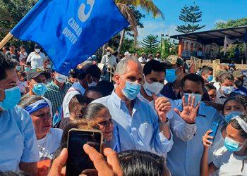 'Tito' apuntó que se debe demostrar con hechos todo lo que se quiere para Honduras.