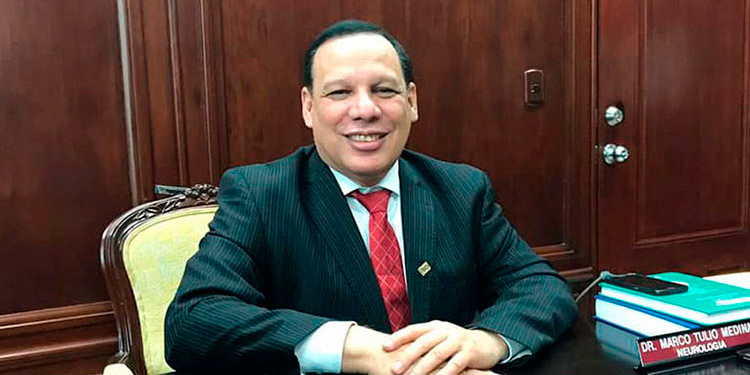 Marco Tulio Medina.