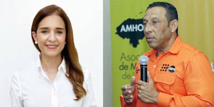 Tania Pinto y Carlos Cano