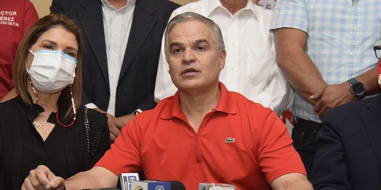 Yani: El 92 por ciento de los hondureños quieren un cambio.