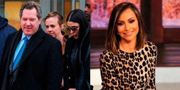 Abogado de Emma Coronel sigue insultando a 'Despierta América' tras llamar idiota a Satcha Pretto