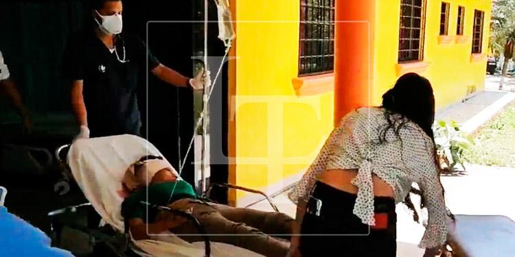 Mujer fallece en accidente de tránsito en carretera al occidente; bebé se salva de milagro