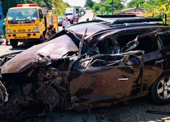 DNVT: 205 personas han fallecido en accidentes de tránsito en lo que va del año