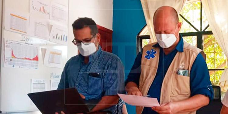 Autoridades de salud en Choluteca confirman dos personas delicadas tras aplicación de vacuna