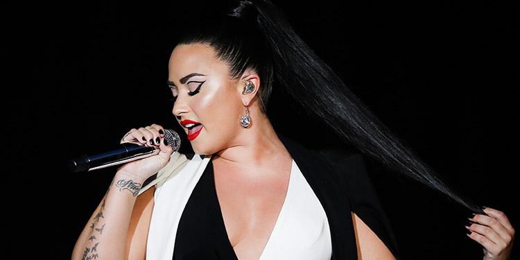 Demi Lovato anuncia el disco de su recomposición vital para el 2 de abril
