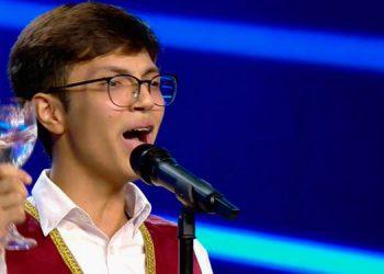 Hondureño sorprende con su potente voz en programa 'Got Talent España'