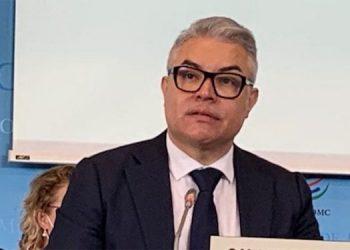 Embajador Dacio Castillo