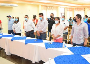 Los proyectos que se van a realizar en cada uno de los municipios de Santa Rita, El Progreso, Morazán y El Negrito.