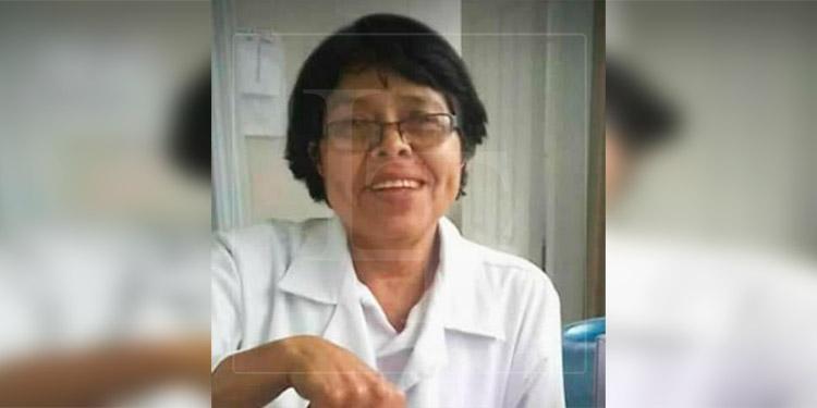 Enfermera pierde la batalla contra la COVID-19 en la capital