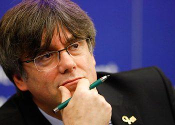 Puigdemont promete seguir resistiéndose a ser extraditado