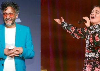 Fito Paéz y Natalia Lafourcade ganan premios Grammy