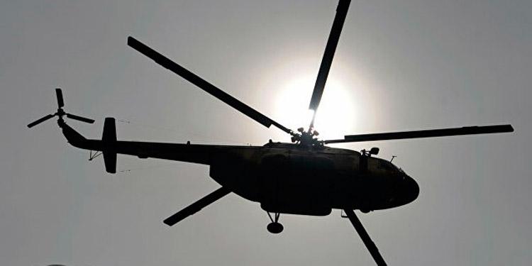 Fallecen nueve soldados al estrellarse un helicóptero militar en Turquía