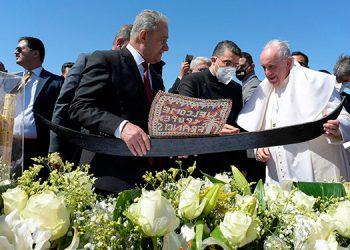 Irak declara el 6 de marzo como el día de tolerancia tras la reunión de papa y Sistani