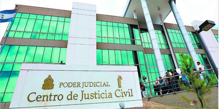 La demanda presentada por la PGR es contra una juez del Juzgado de lo Civil de Francisco Morazán.
