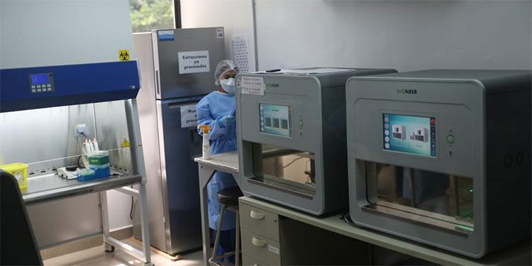 Todos los laboratorios de biología molecular de la Sesal trabajarán durante toda la Semana Santa.