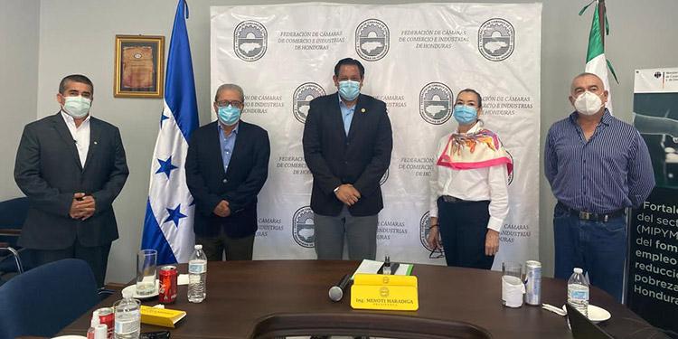 Los directivos de Fedecámara concretaron el financiamiento para miles de Mipymes en alianza con el BID.