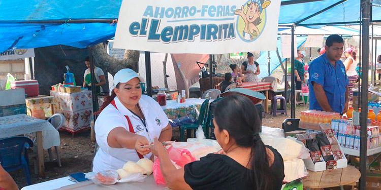 A L45 está la libra de tilapia roja en la Ahorro Feria.