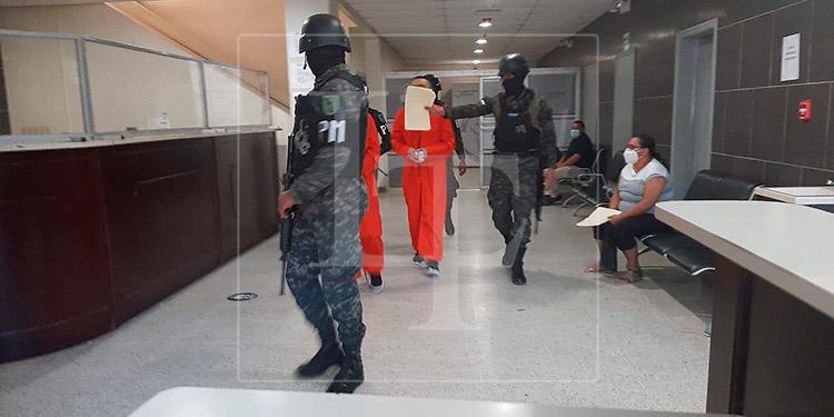 Acusados de la muerte de Magdaleno Meza son sometidos a exámenes forenses