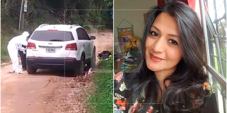 Cae en España fugitiva buscada en Honduras por encargar el crimen de dueña de hotel